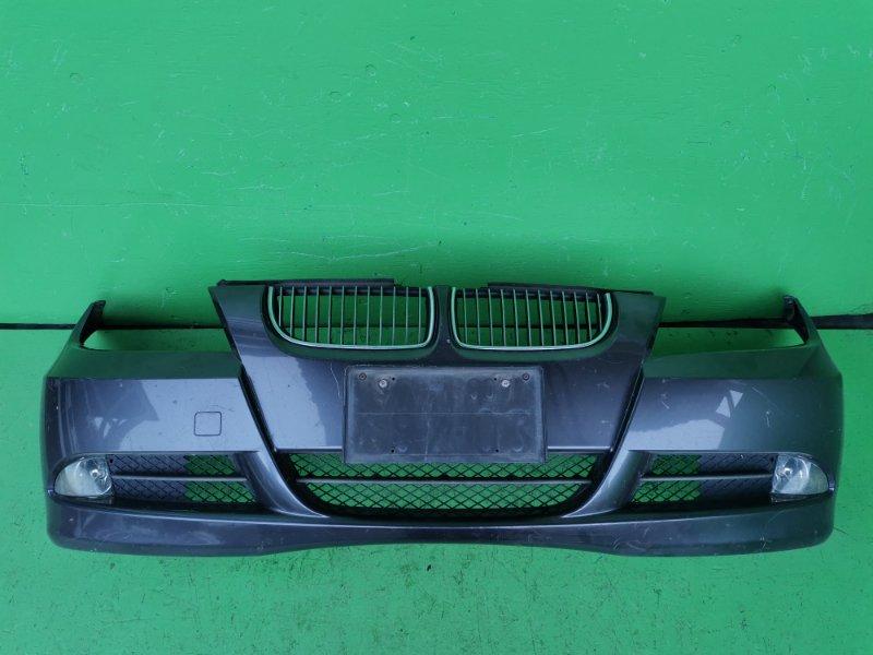 Бампер Bmw 325I E90 передний (б/у)