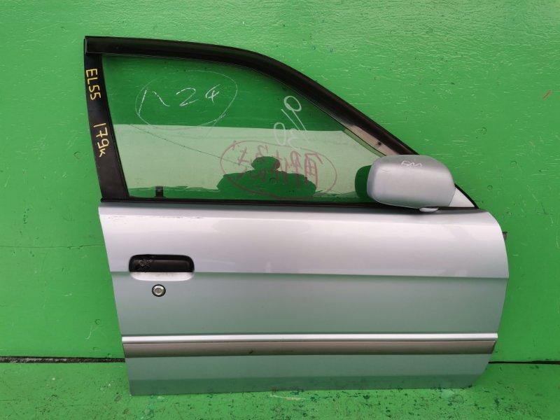 Дверь Toyota Tercel EL55 передняя правая (б/у)