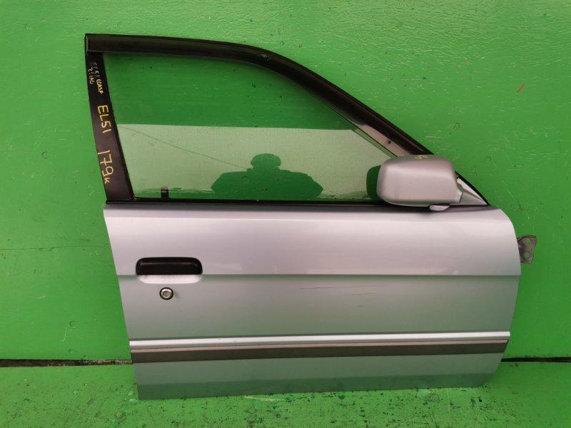 Дверь Toyota Corsa EL51 передняя правая (б/у)