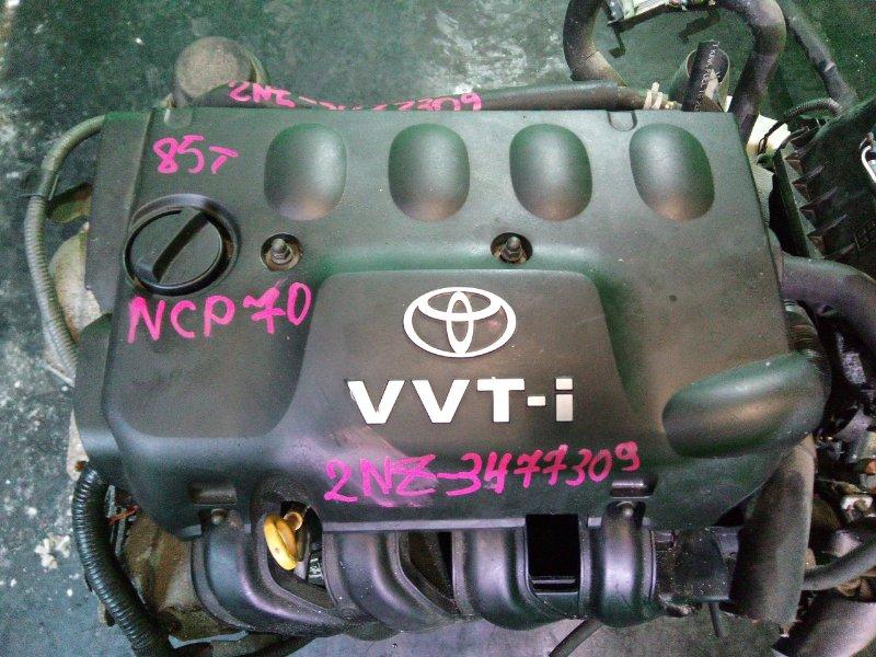 Двигатель Toyota Will Cypha NCP70 2NZ-FE (б/у)