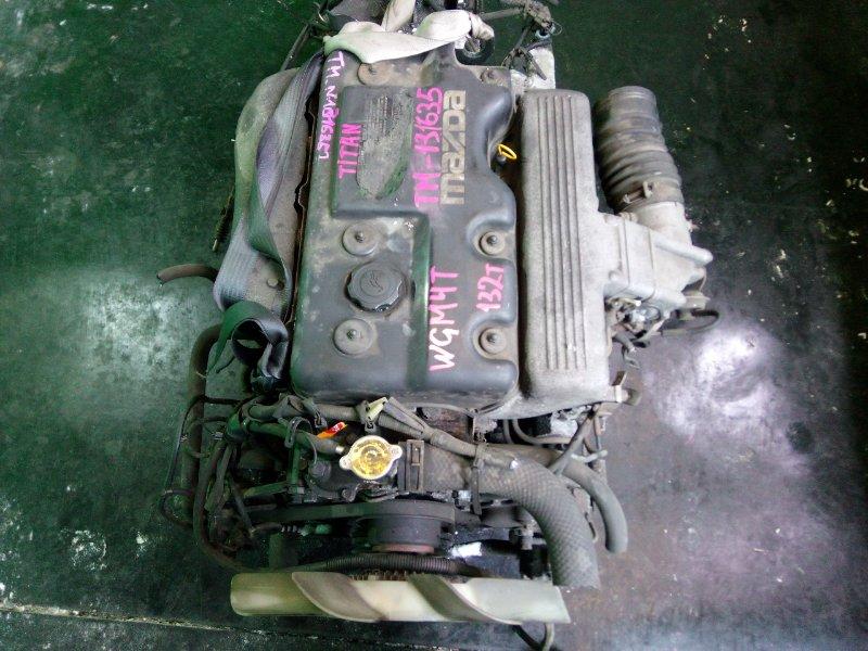 Двигатель Mazda Titan WGM4T TM (б/у)