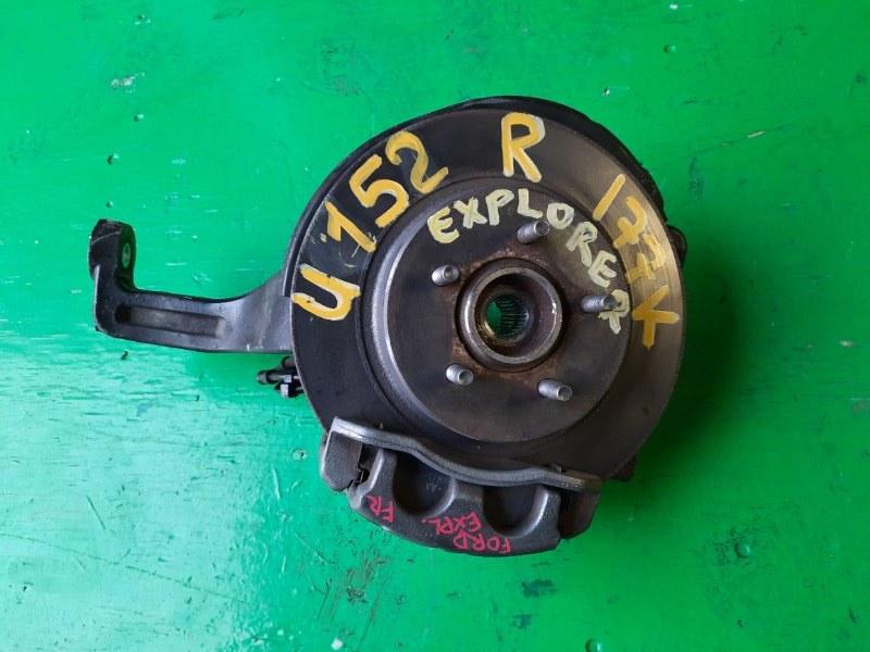 Ступица Ford Explorer U152 передняя правая (б/у)