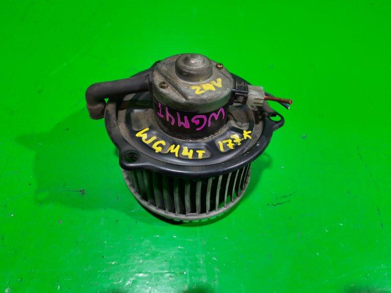 Мотор печки Mazda Titan WGM4T (б/у)