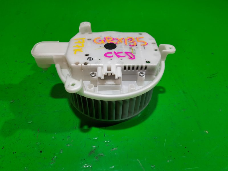 Мотор печки Toyota Mark X GRX135 (б/у)