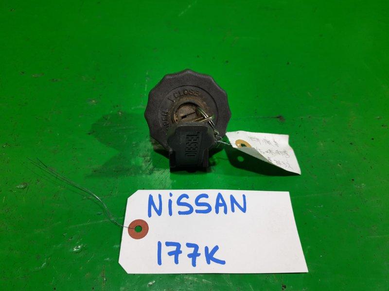 Крышка бензобака Nissan (б/у)