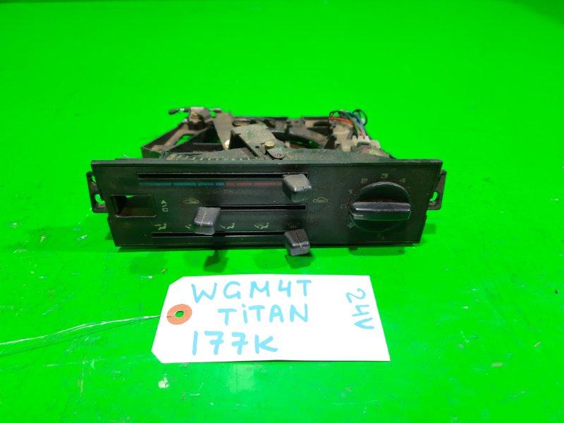 Климат-контроль Mazda Titan WGM4T (б/у)