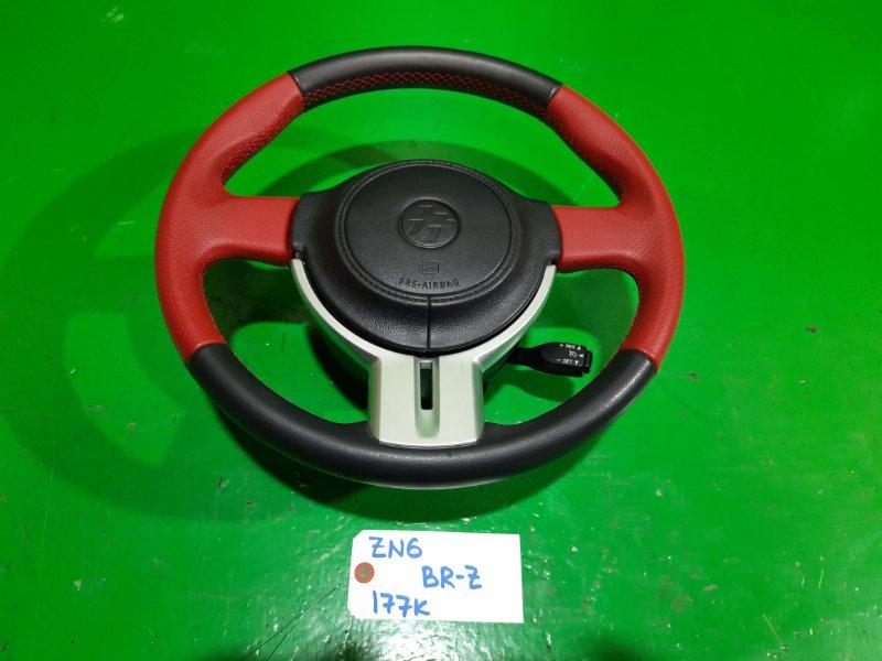 Руль с airbag Toyota Gt86 ZN6 (б/у)