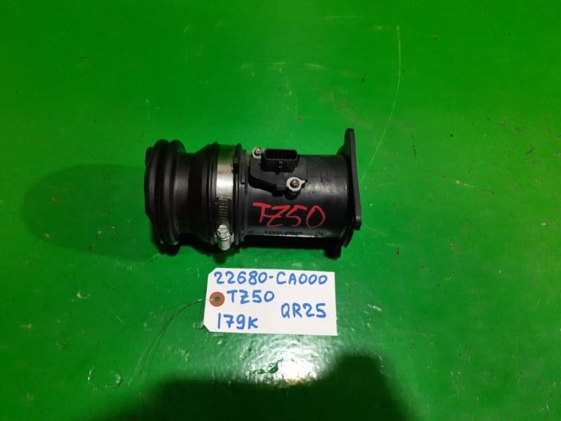 Датчик потока воздуха Nissan Murano Z50 QR25-DE (б/у)