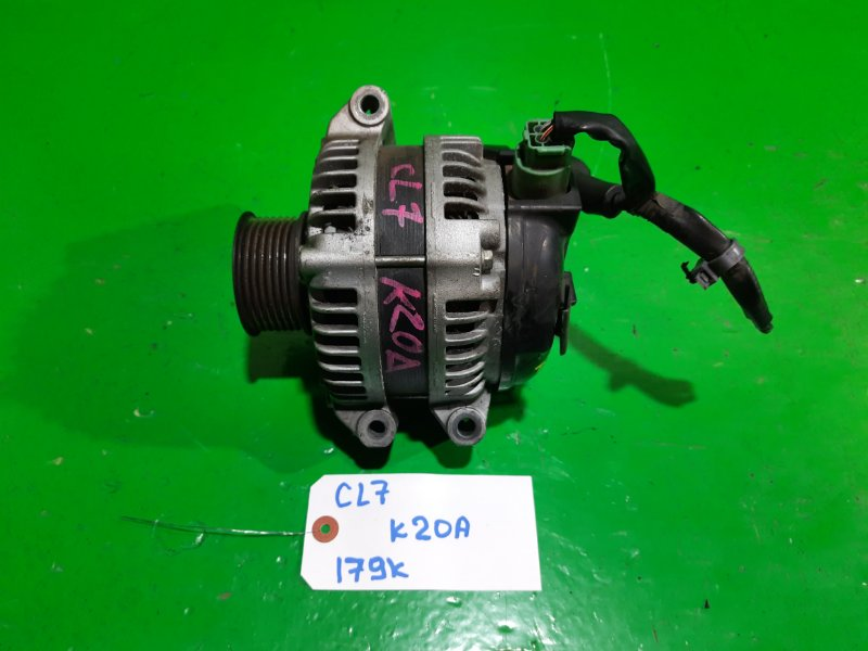 Генератор Honda Accord CL7 K20A (б/у)