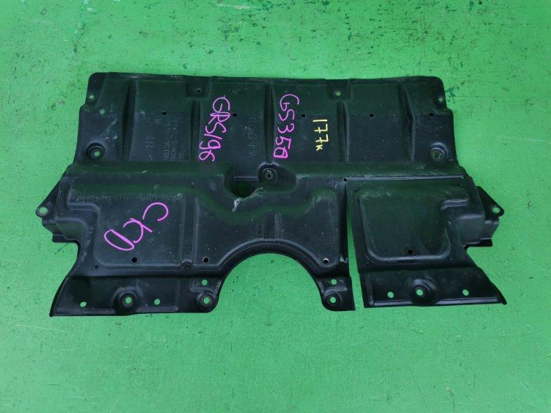 Защита двигателя Lexus Gs350 GRS196 (б/у)