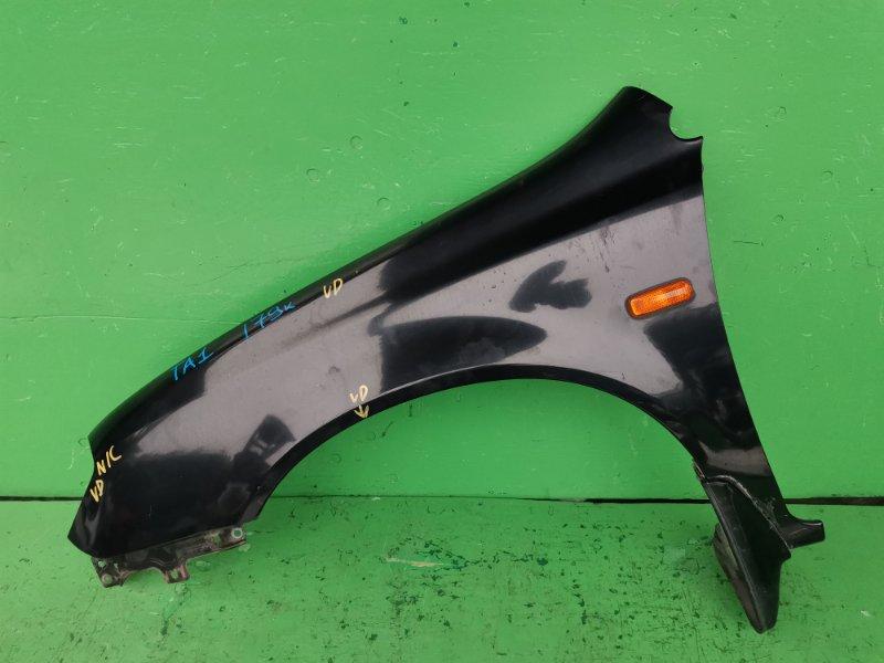 Крыло Honda Avancier TA1 переднее левое (б/у)