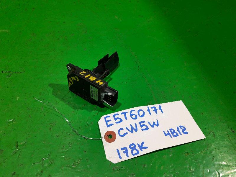 Датчик потока воздуха Mitsubishi Outlander CW5W 4B12 (б/у)
