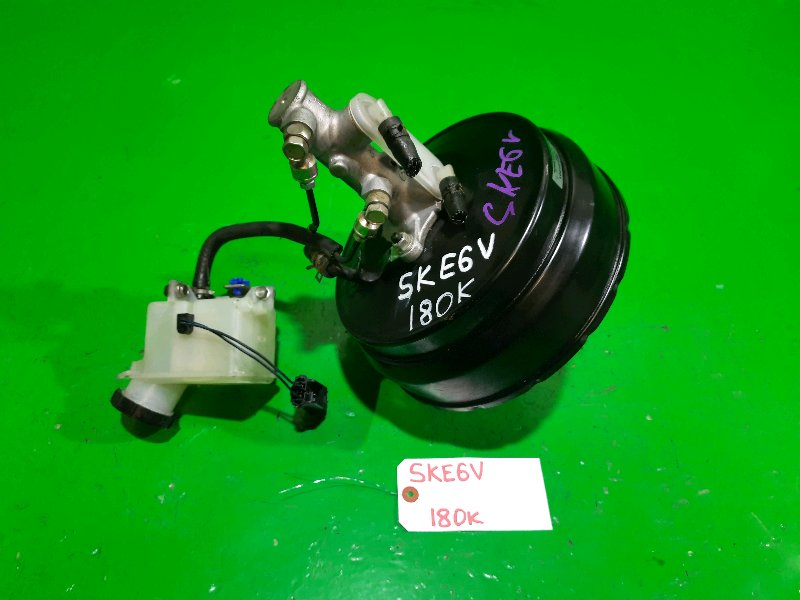 Главный тормозной цилиндр Mazda Bongo Brawny SKE6V (б/у)