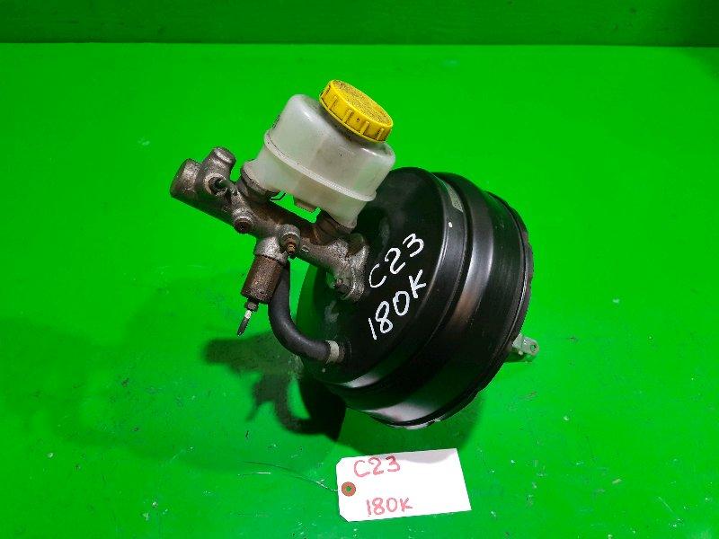Главный тормозной цилиндр Nissan Serena C23 (б/у)