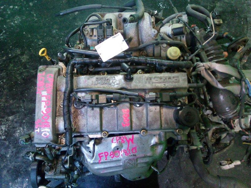 Двигатель Mazda Premacy CP8W FP 2003 (б/у)
