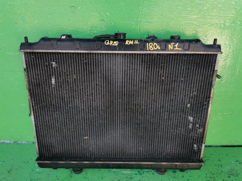 Радиатор основной Nissan Liberty M12 QR20-DE (б/у) N1