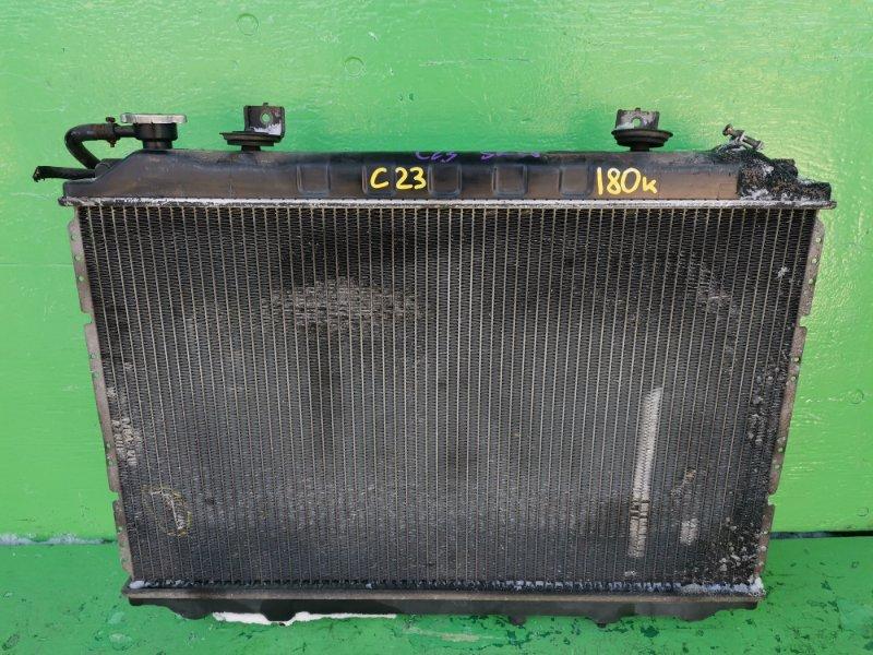 Радиатор основной Nissan Serena C23 SR20-DE (б/у)