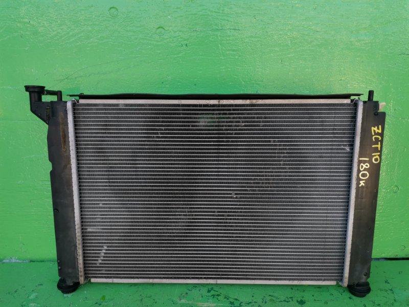 Радиатор основной Toyota Opa ZCT10 (б/у)