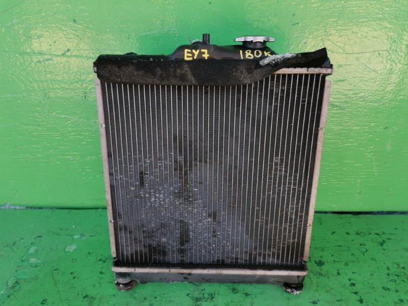 Радиатор основной Honda Partner EY7 (б/у)