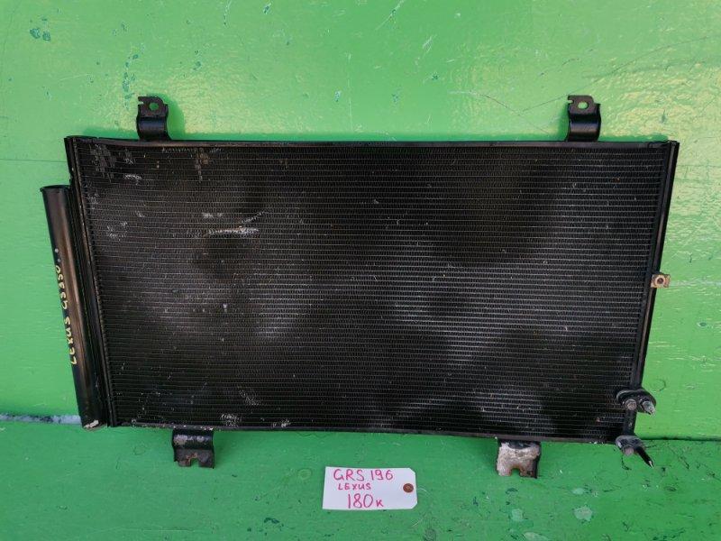 Радиатор кондиционера Lexus Gs350 GRS196 (б/у)