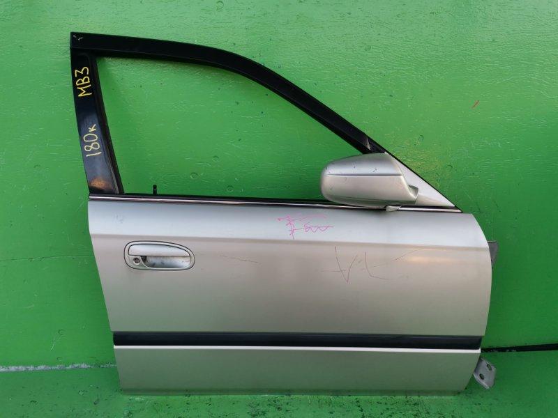 Дверь Honda Domani MB3 передняя правая (б/у)
