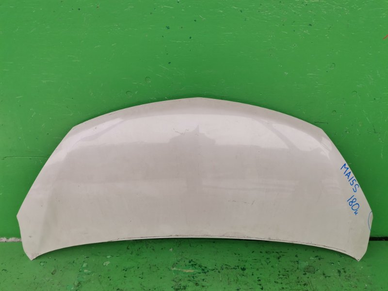 Капот Suzuki Solio MA15S (б/у)