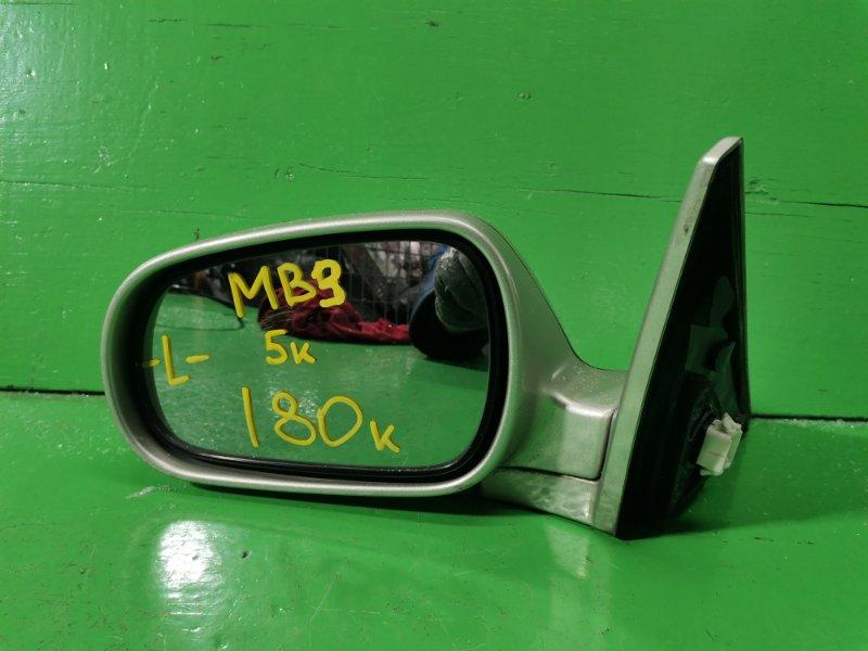 Зеркало Honda Domani MB3 левое (б/у)