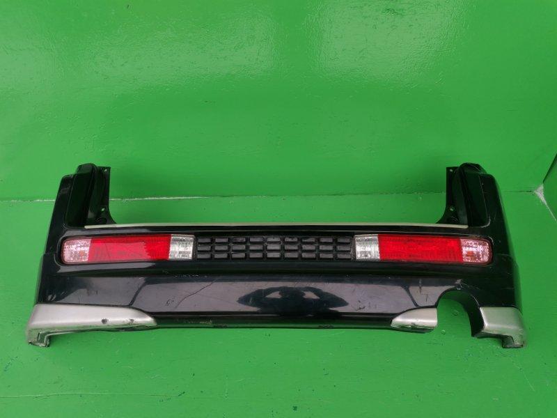 Бампер Honda Mobilio Spike GK1 задний (б/у)