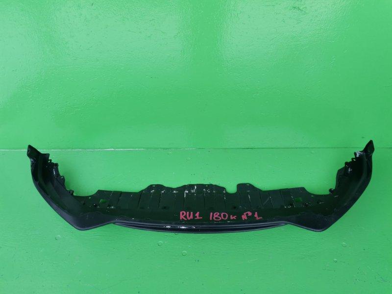 Бампер Honda Vezel RU1 передний (б/у) N1