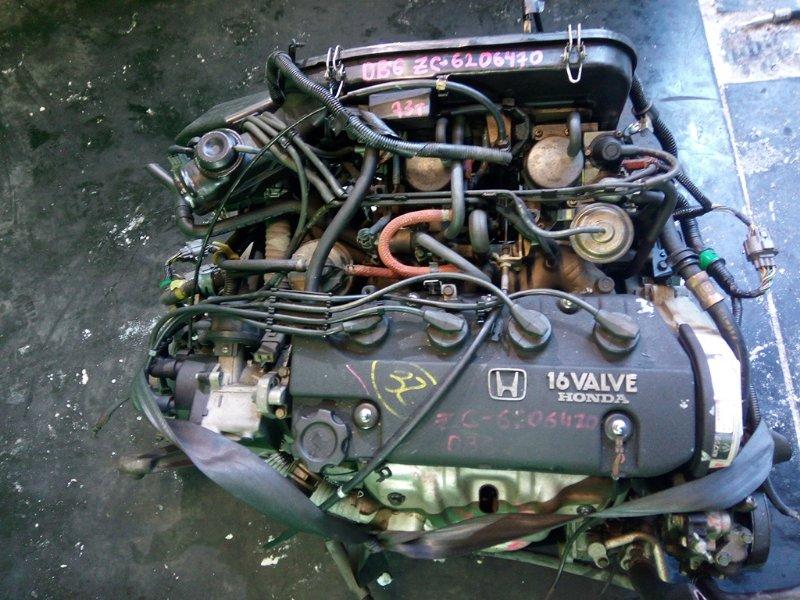 Двигатель Honda Integra DB6 ZC (б/у)