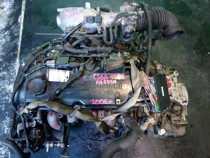 Двигатель Mitsubishi Lancer CS6A 4G94 2006 (б/у)