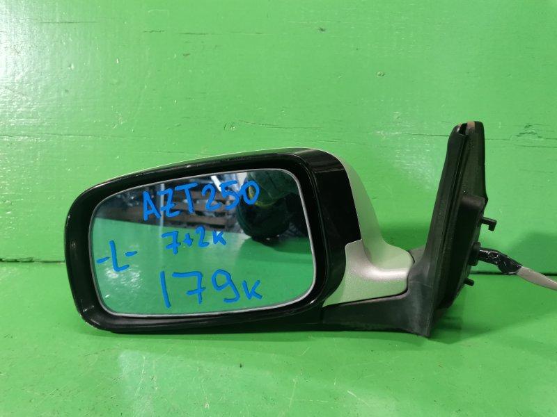 Зеркало Toyota Avensis AZT250 левое (б/у)