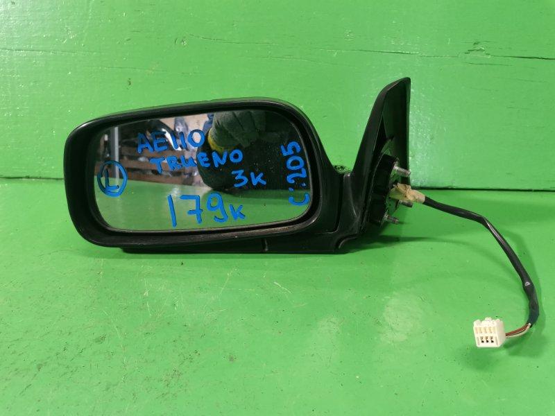 Зеркало Toyota Trueno AE110 левое (б/у)