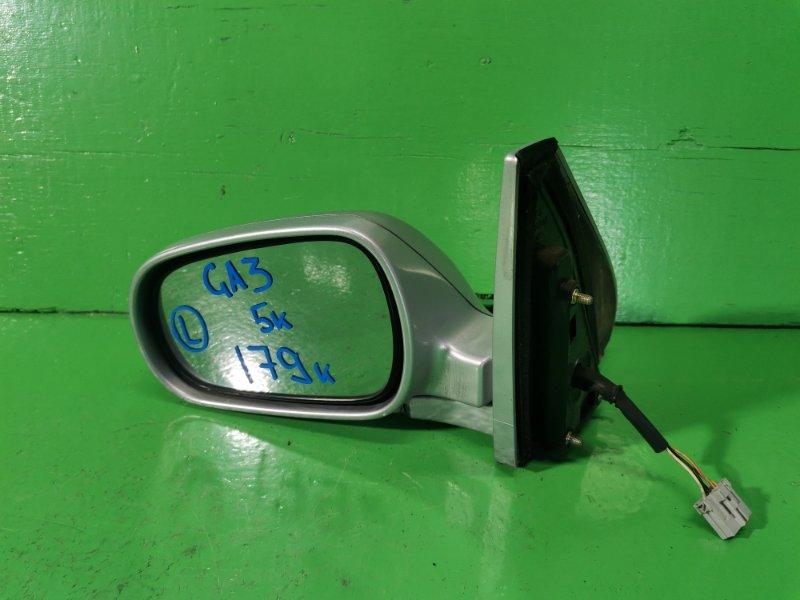Зеркало Honda Logo GA3 левое (б/у)