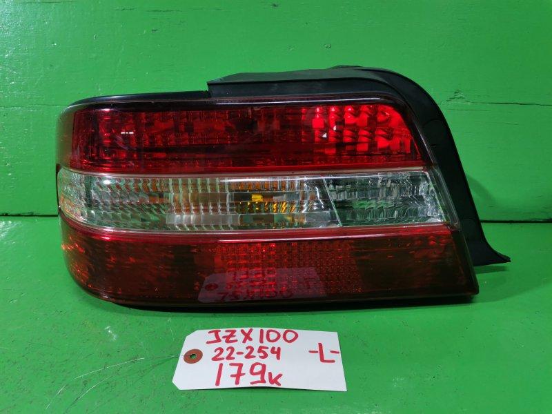 Стоп-сигнал Toyota Chaser JZX100 левый (б/у)