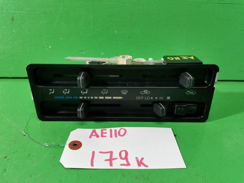 Климат-контроль Toyota Trueno AE110 (б/у)