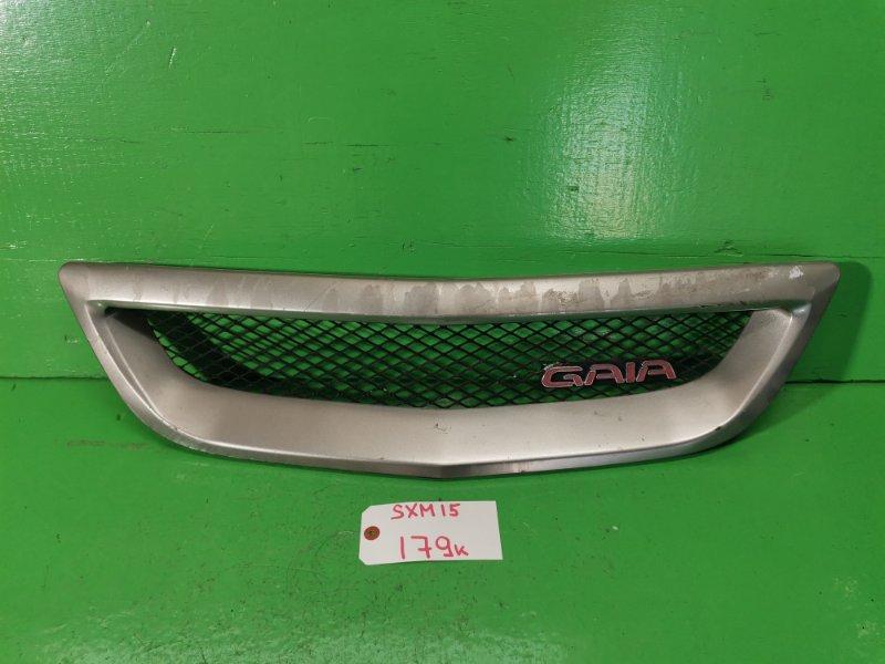 Решетка радиатора Toyota Gaia SXM15 (б/у)