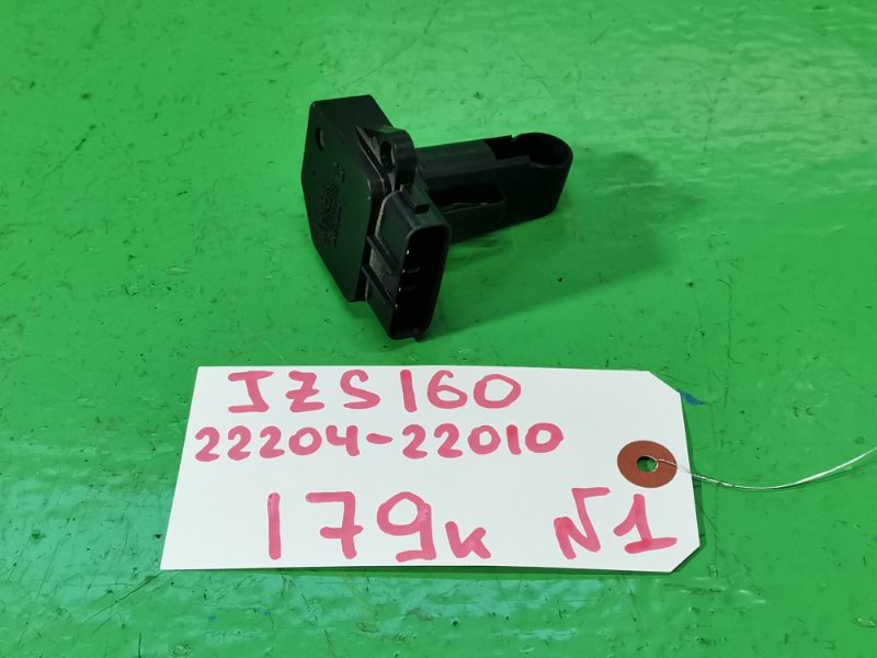 Датчик потока воздуха Toyota Aristo JZS160 (б/у) N1