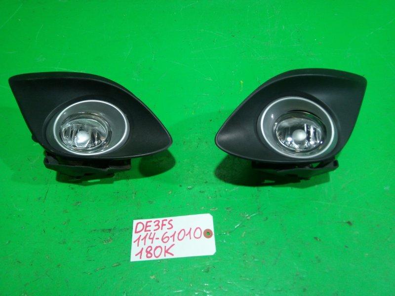 Туманка Mazda Demio DE3FS (б/у)