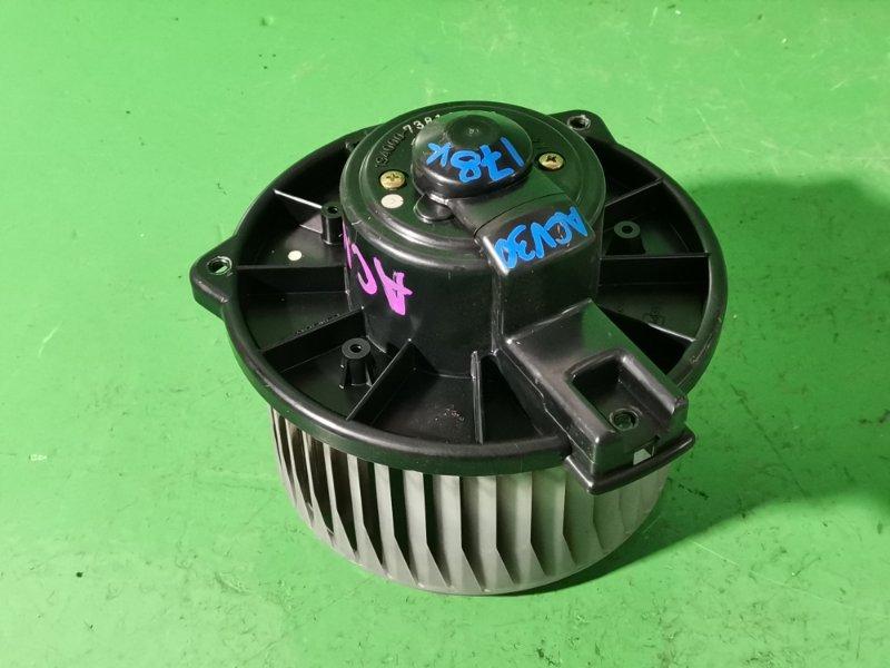 Мотор печки Toyota Camry ACV30 (б/у)