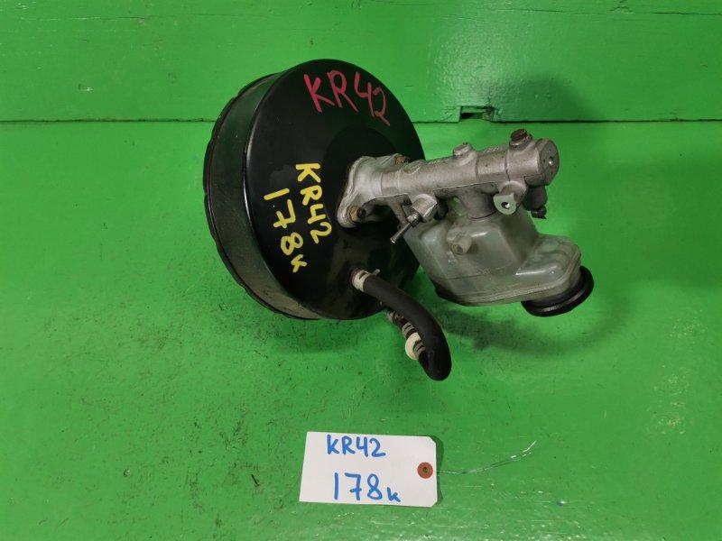 Главный тормозной цилиндр Toyota Noah KR42 (б/у)