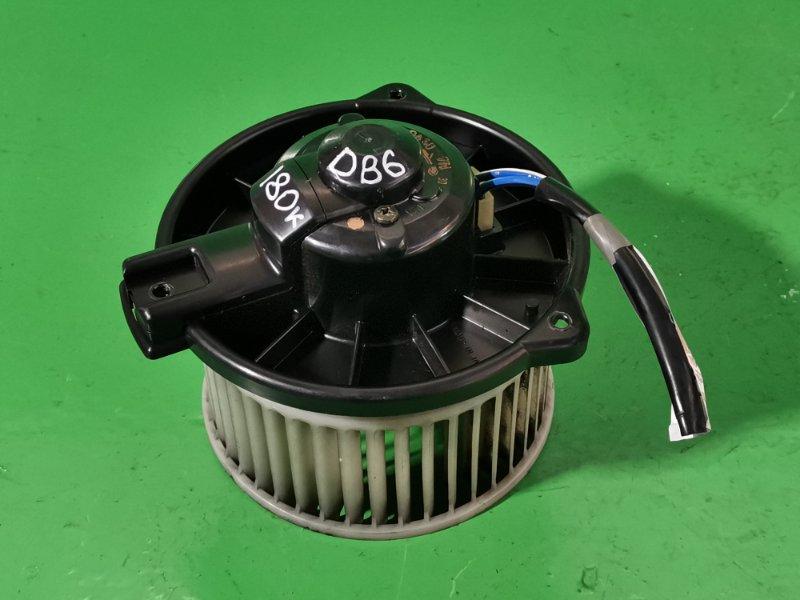 Мотор печки Honda Integra DB6 (б/у)