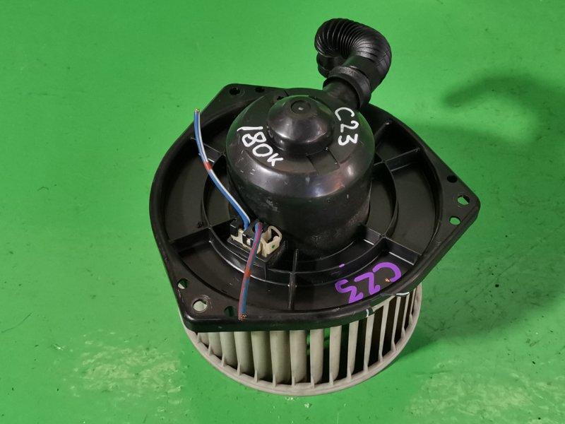 Мотор печки Nissan Serena C23 (б/у)
