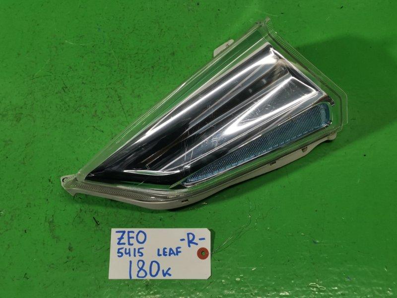 Габарит Nissan Leaf ZE0 правый (б/у)