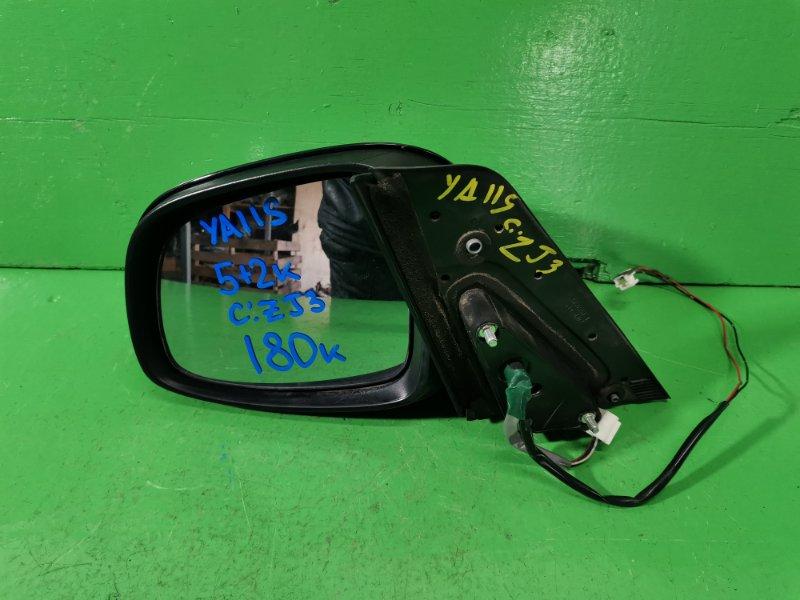 Зеркало Suzuki Sx4 YA11S левое (б/у)