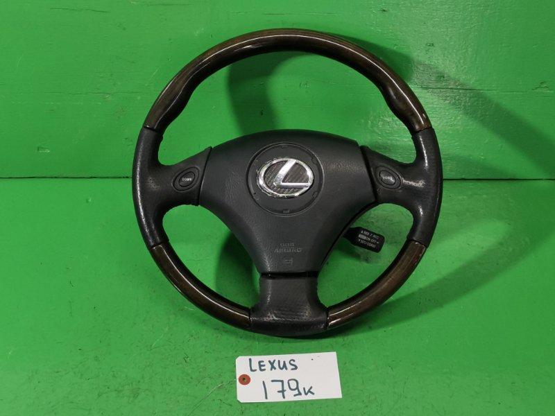 Руль Lexus (б/у)