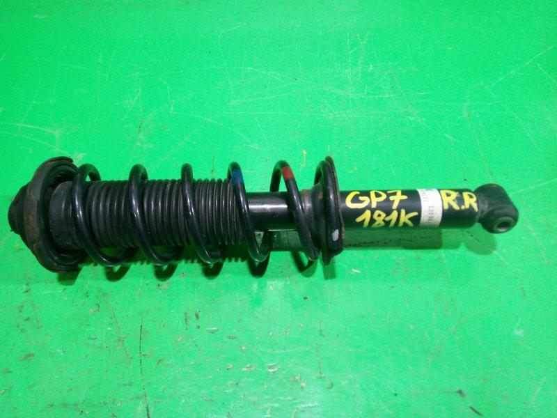 Стойка Subaru Xv GP7 задняя правая (б/у)