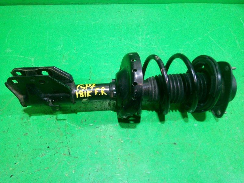 Стойка Subaru Xv GP7 передняя правая (б/у)