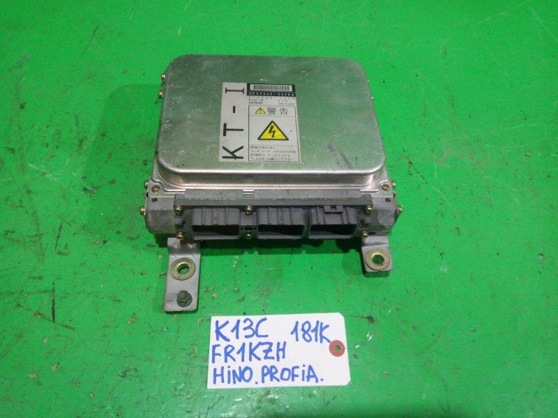 Компьютер Hino Profia FR1KZH K13C (б/у)