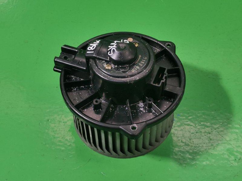 Мотор печки Toyota Ipsum SXM15 (б/у)